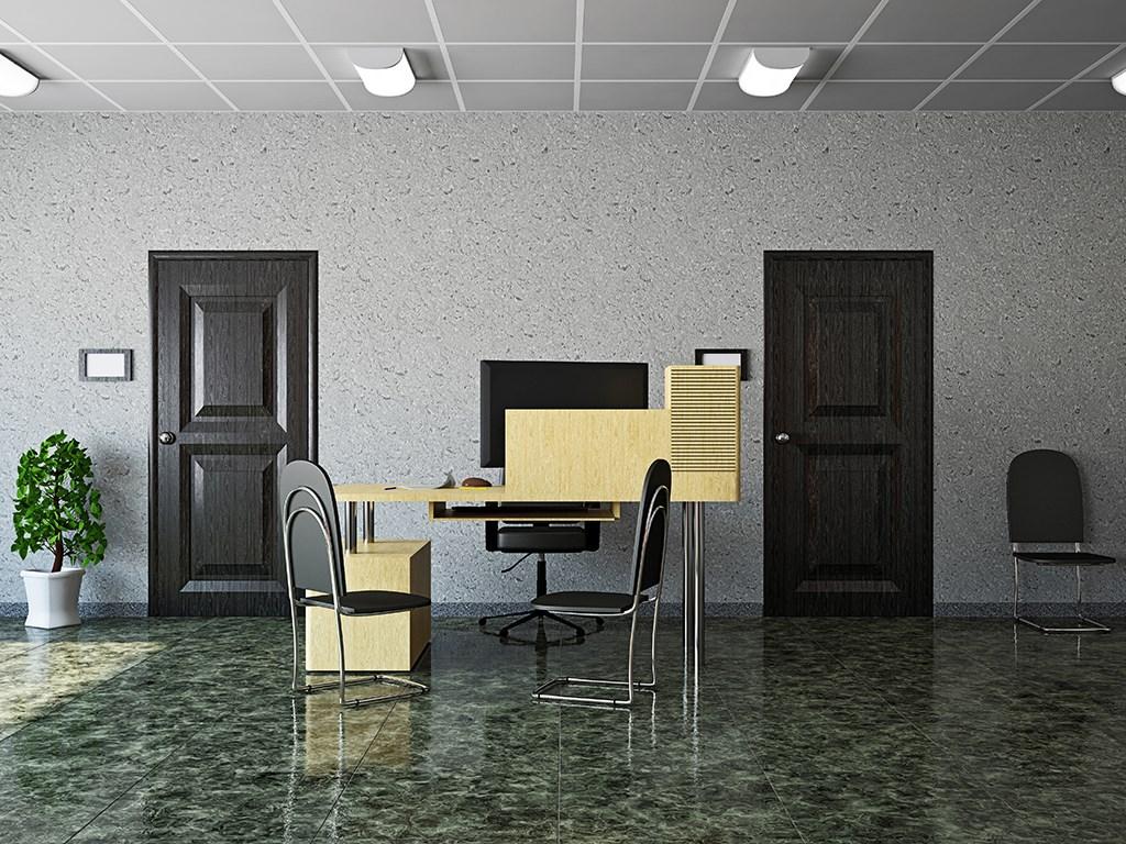 Напольная плитка для офиса из натурального камня